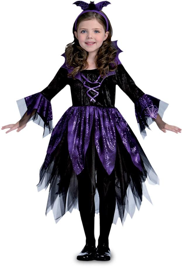 disfraz de hada murcielago nina varias tallas egl00188 - Los 10 mejores Disfraces Infantiles para Halloween
