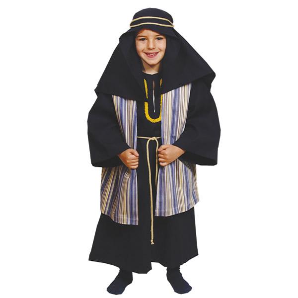 disfraz de hebreo azul para nino varias tallas egl03627 - Tu Belén Viviente para Navidad