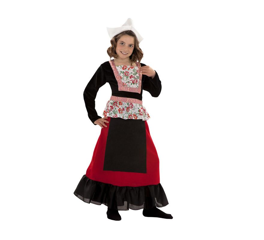 Disfraz de holandesa para ni a comprar barato disfracesmimo - Disfraces del mundo ...