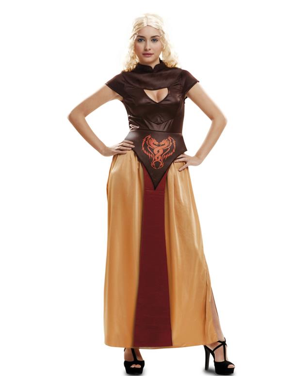 disfraz de khaleesi juego de tronos mujer