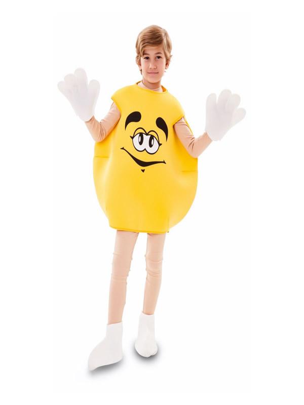 disfraz de lacasito emanems infantil