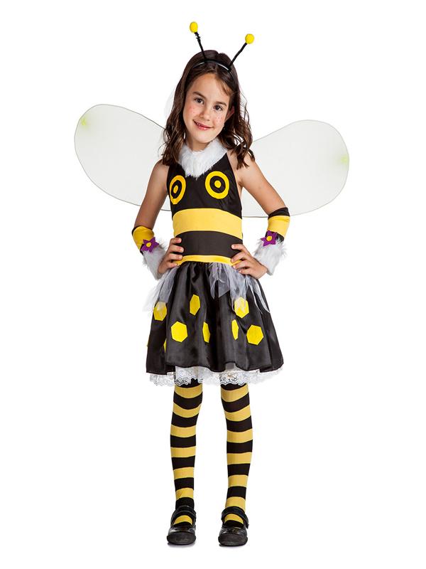 disfraz de lady abeja niña