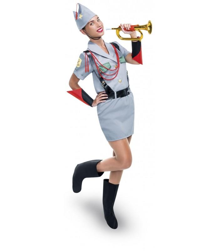 disfraz de legionaria para mujer yy05617 - Grandes ideas de disfraces de parejas para el carnaval.
