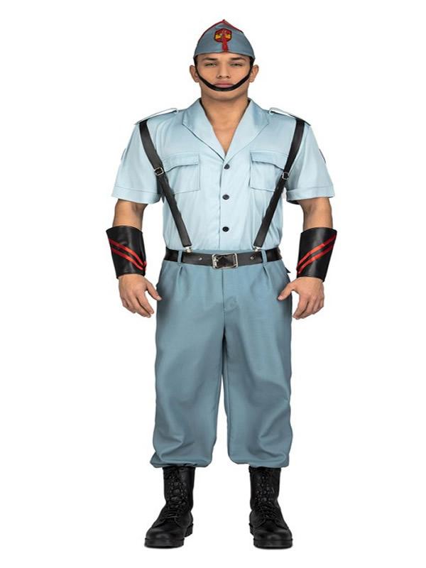 disfraz de legionario español para hombre