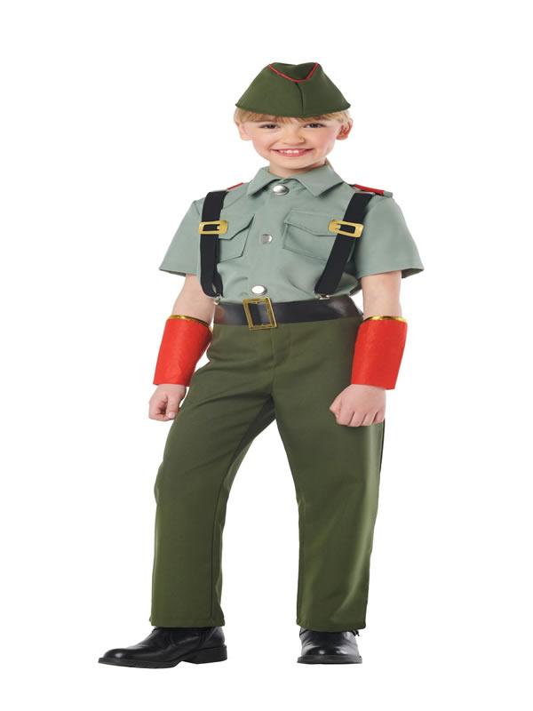 disfraz de legionario infantil