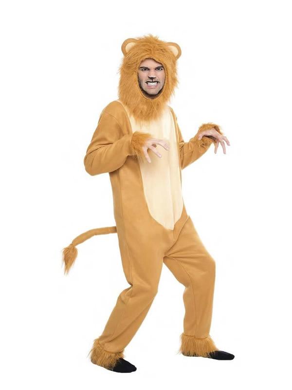 disfraz de leon para hombre