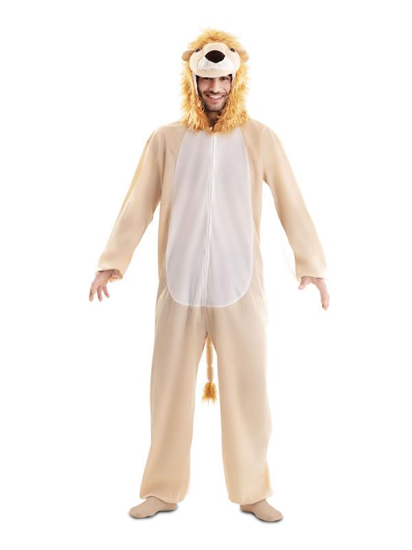 disfraz de leon para hombre adulto