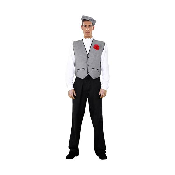 disfraz de madrileño para adulto