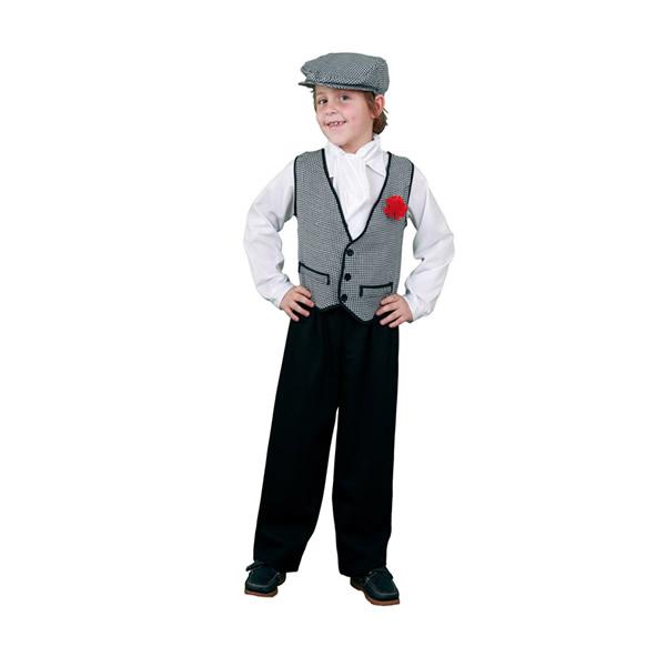 disfraz de madrileno para niño