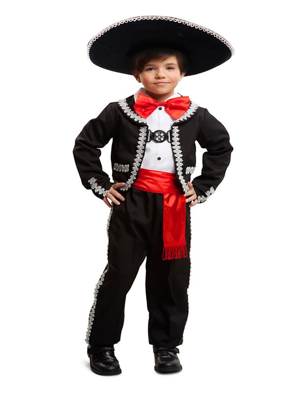 disfraz de mariachi lindo para niño