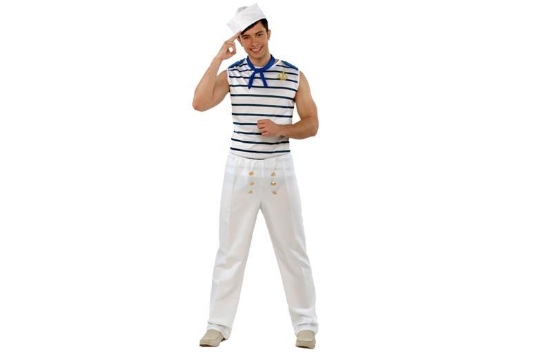 Disfraz de marinero sexy para hombre comprar online - Disfraz de marinero casero ...