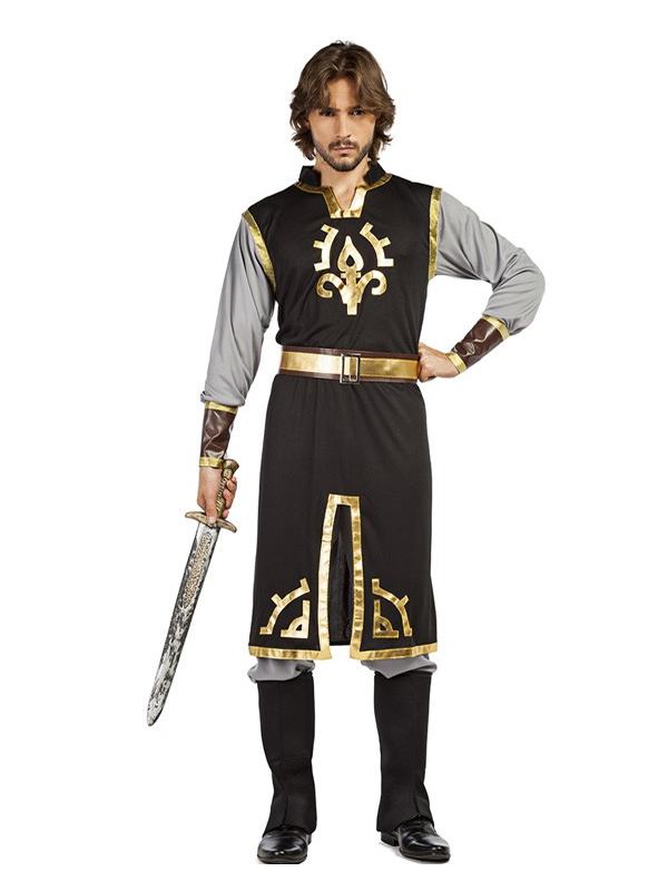 disfraz de medieval carta hombre k2865 - ¿Cómo organizar una boda medieval con disfraces medievales adultos?