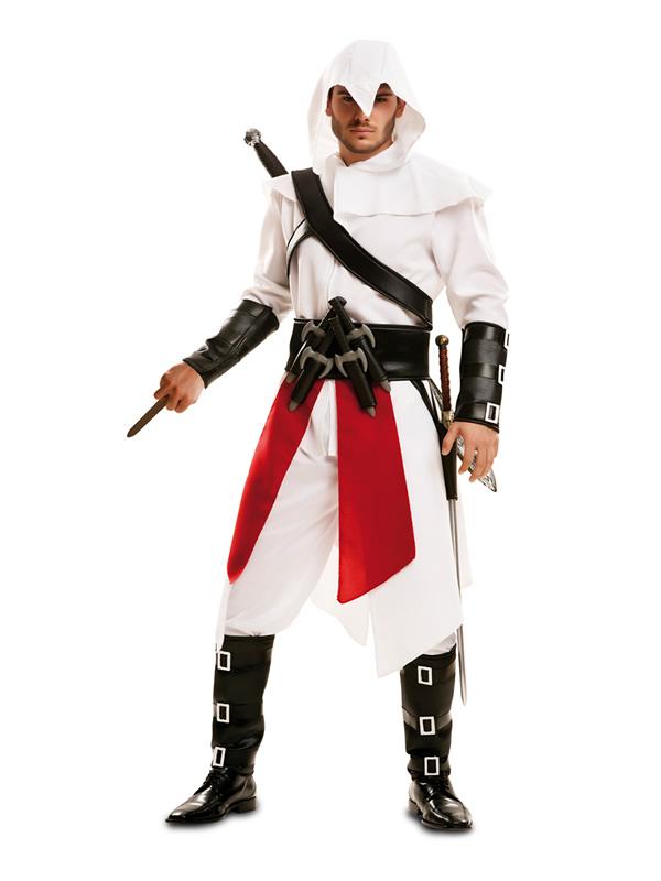 disfraz de mercenario assassin's creed hombre
