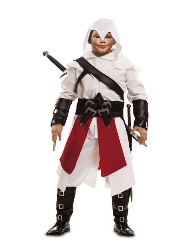 disfraz de mercenario assassin's creed niño