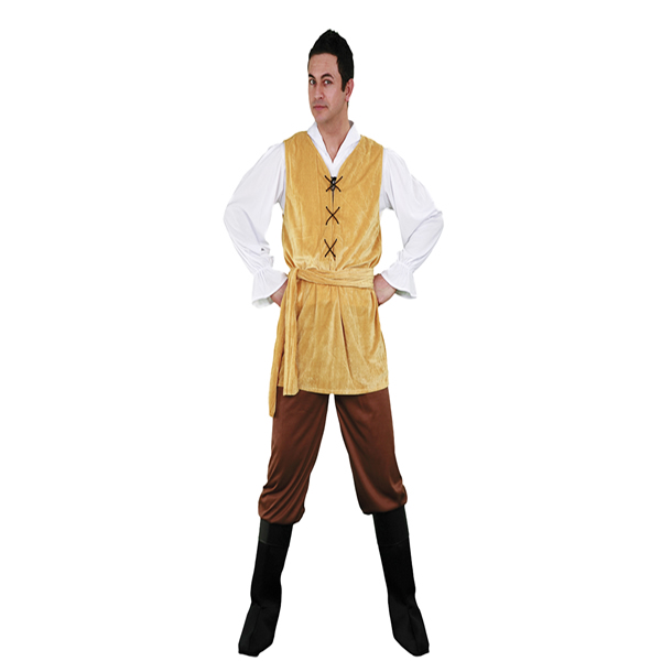 disfraz de mesonero medieval adulto egl03961 - Las mejores ideas en Disfraces Medievales para Hombre