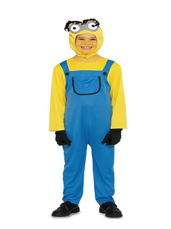 disfraz de minions para niño