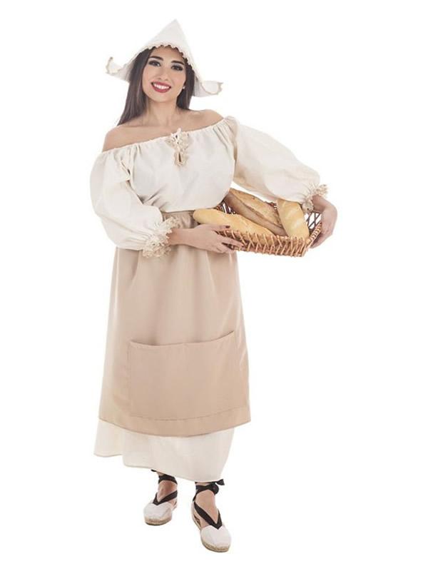 disfraz de molinera para mujer