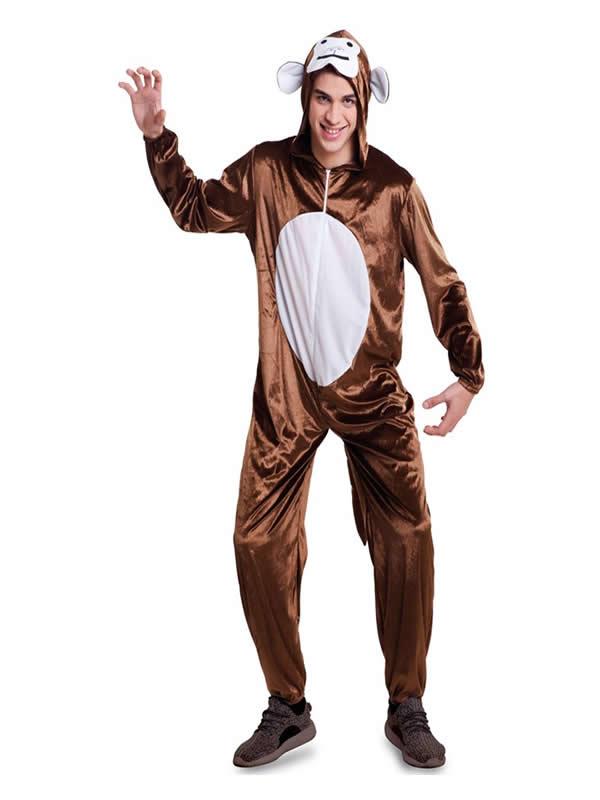 disfraz de mono para adultos
