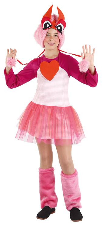 disfraz de monstruita para halloween infantil