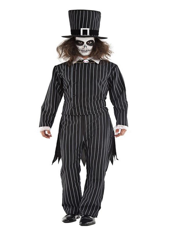 disfraz de mr grimbone para hombre K0724 - Disfraces de Carnaval adultos ¿Cuáles son las mejores ideas?