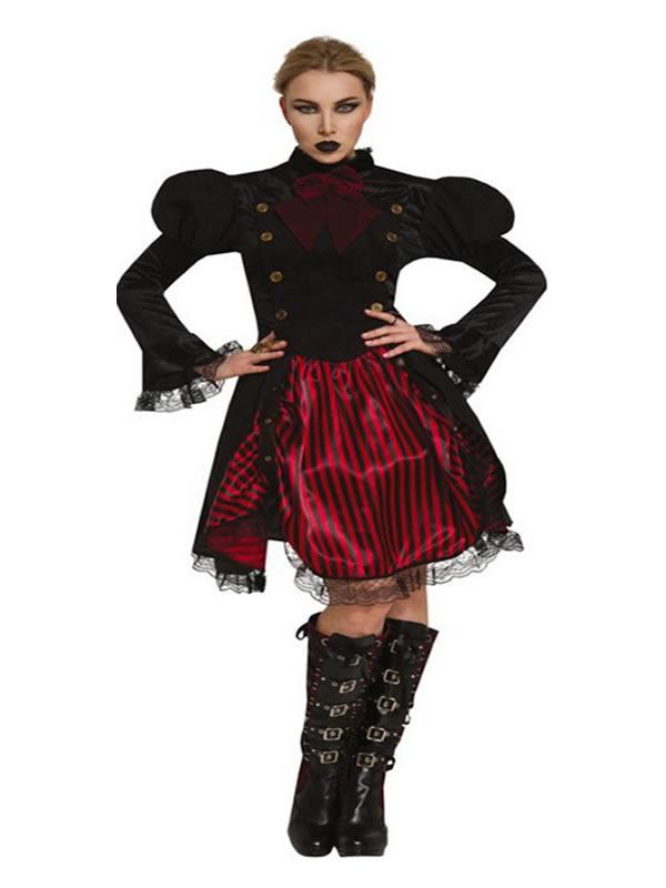 disfraz de mujer gotica para mujer