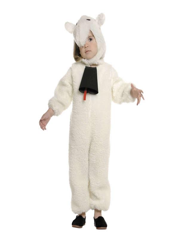 disfraz de oveja deluxe infantil