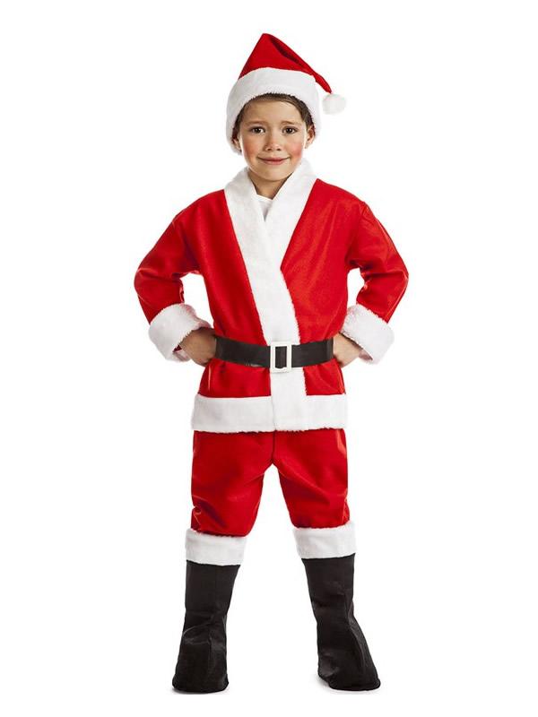Disfraz de papa noel para ni o comprar barato disfracesmimo - Disfraz papa noel nino ...