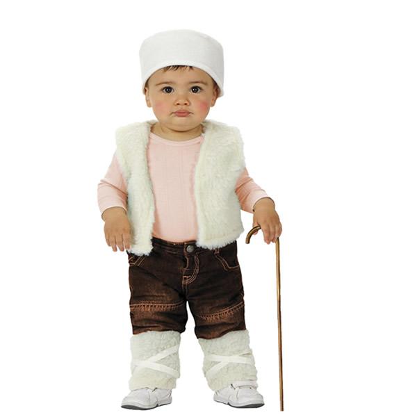 disfraz de pastorcillo bebe