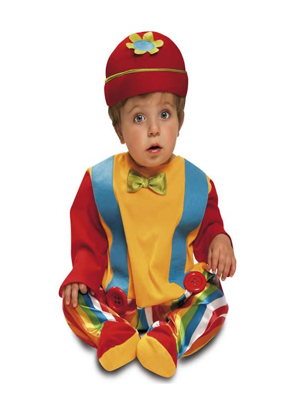 disfraz de payaso bebe