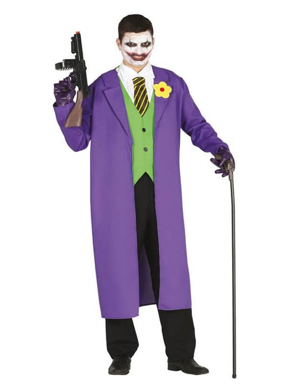 disfraz de payaso joker clasico para hombre