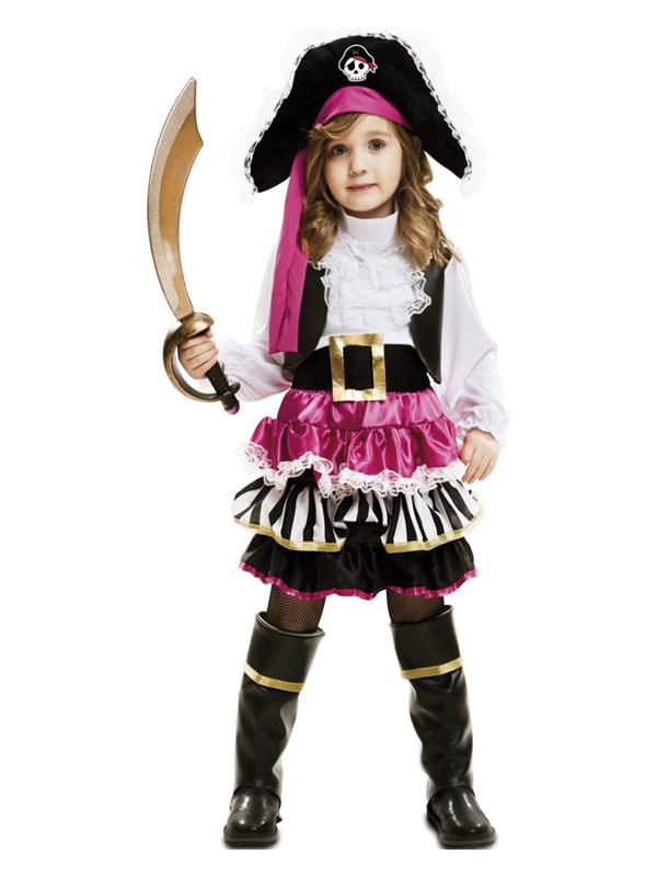 disfraz de pequena pirata para nina mom53843 0 - Ideas para disfrazarse de Disfraces en Pareja Infantiles