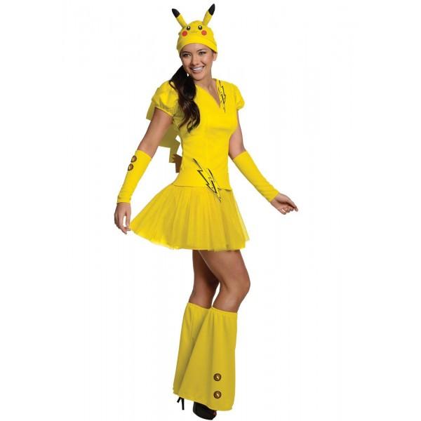 disfraces amarillos