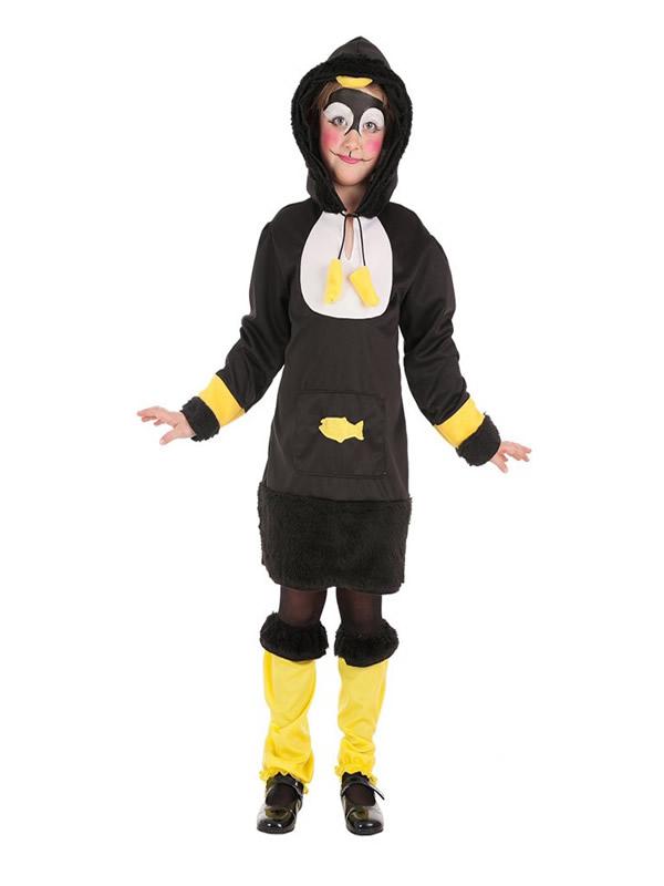 disfraz de pinguino mimosa para niña