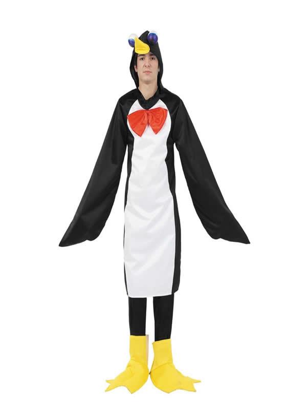 disfraz de pinguino para adulto