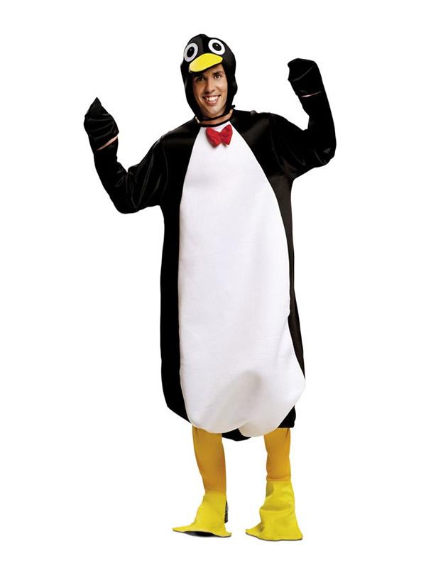disfraz de pinguino para adultos