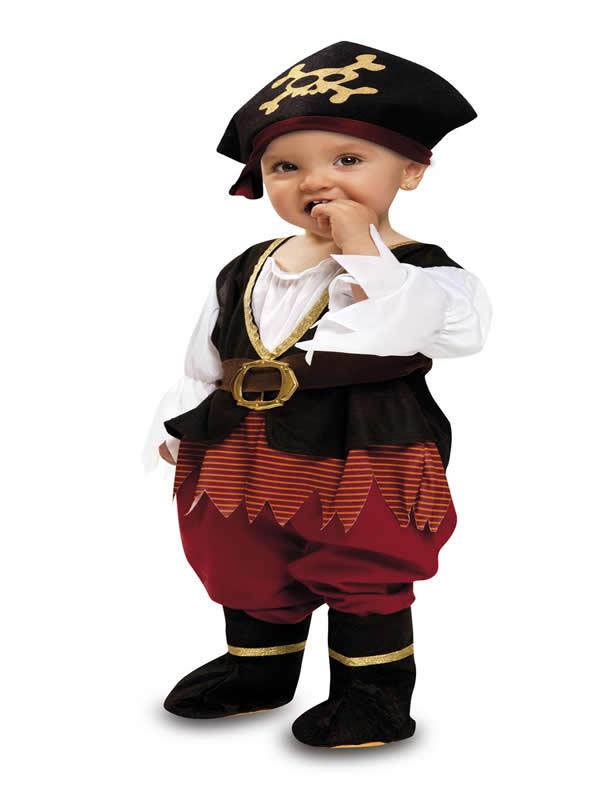disfraz de pirata para bebe