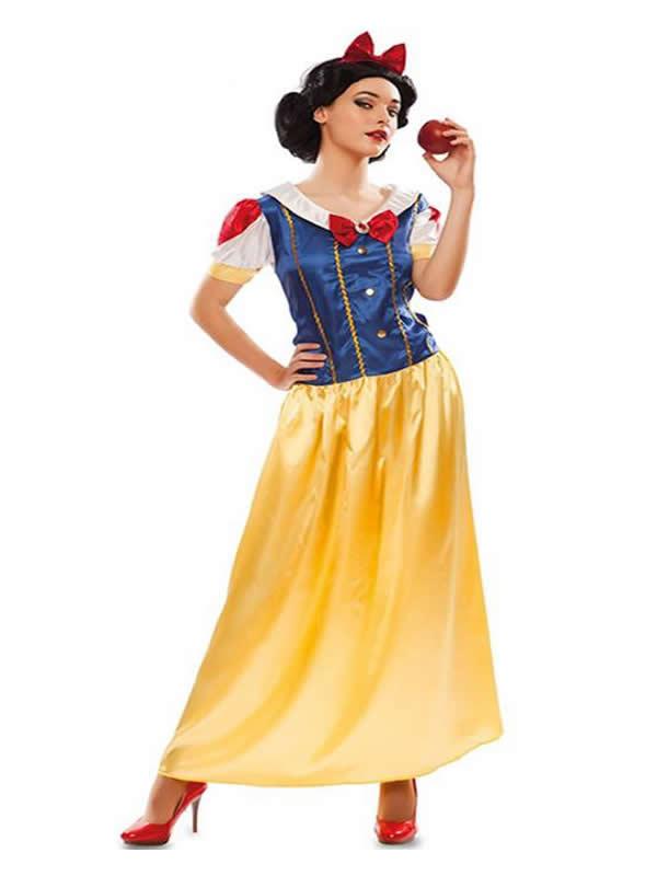 disfraz de princesa del bosque mujer