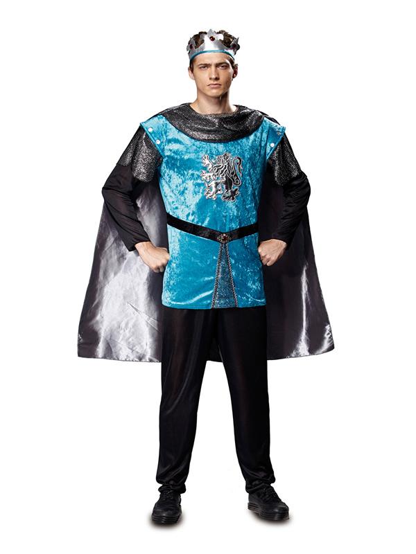 disfraz de principe del medievo para hombre