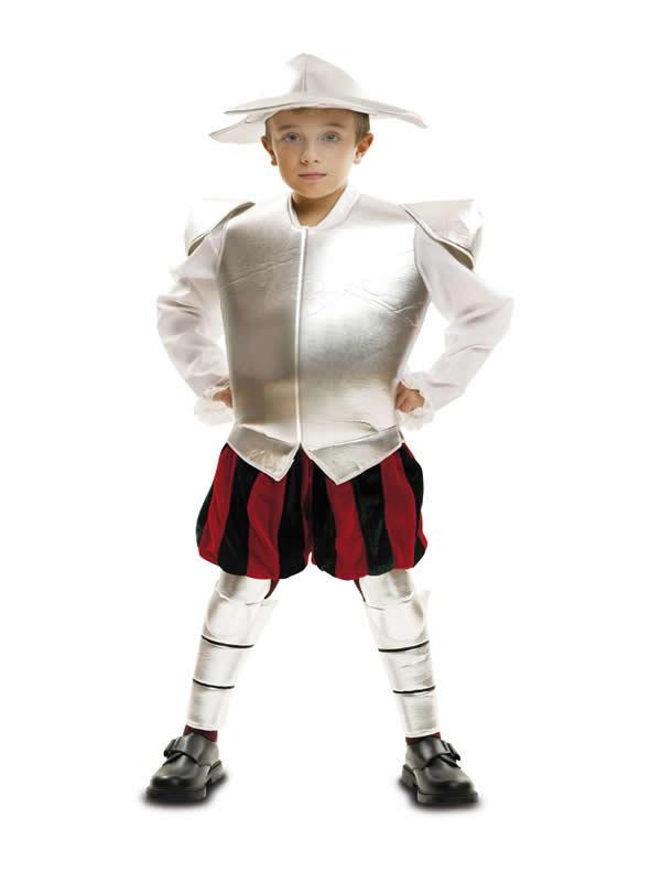 disfraz de quijote de la mancha niño