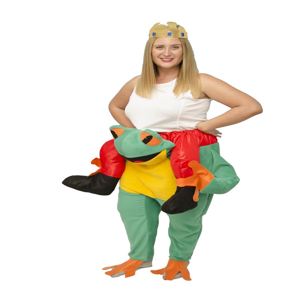 este tercer disfraz es super original diferente y muy divertido es un disfraz de botella de coca cola para adultos podrs ser en tus fiestas una botella