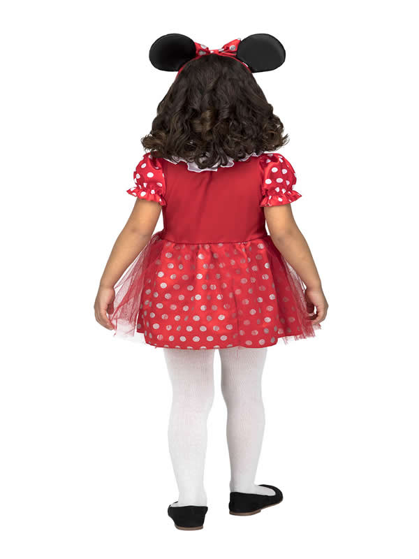 disfraz de ratoncita tutu niña