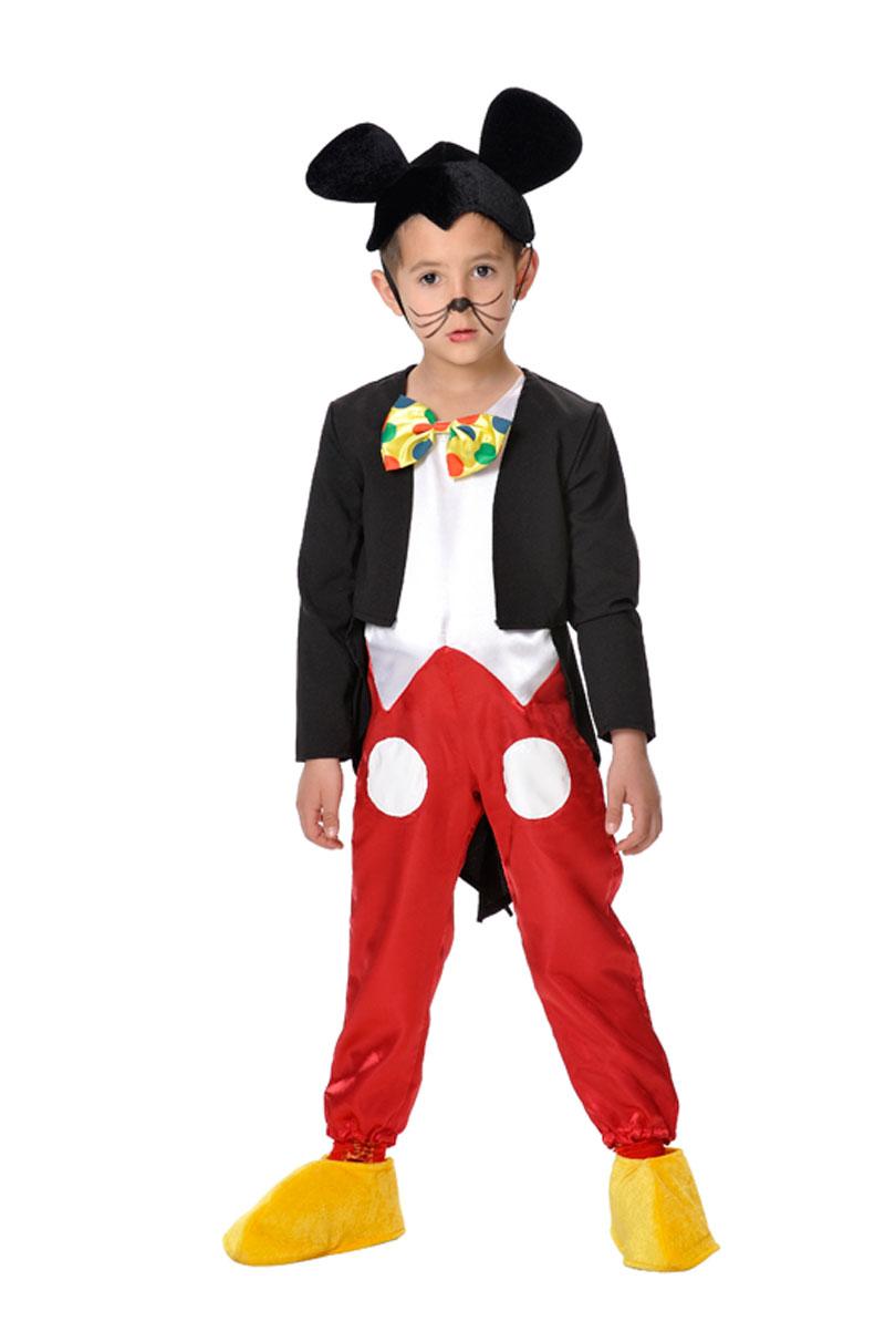 disfraz de mickey para niño