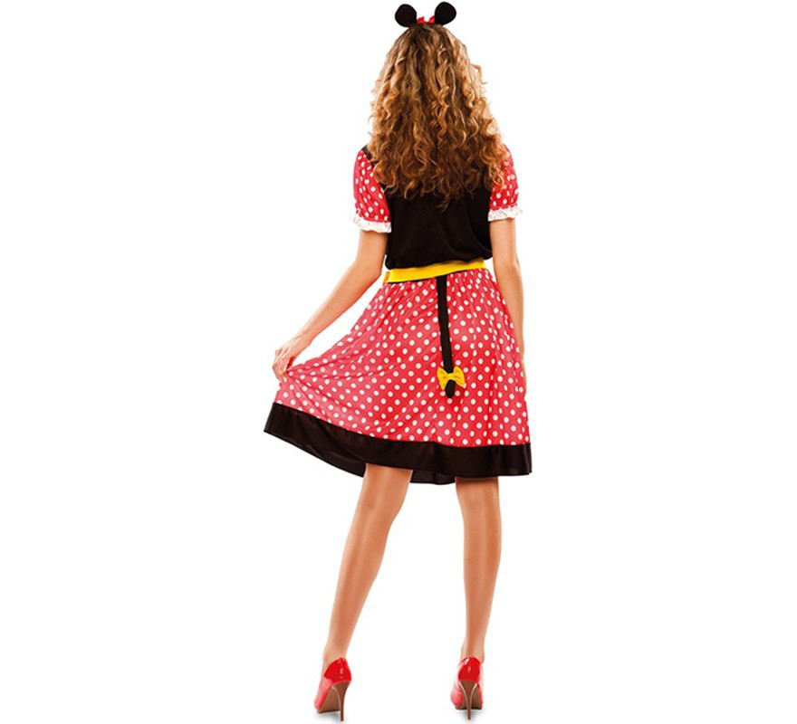 disfraz de ratoncita para mujer