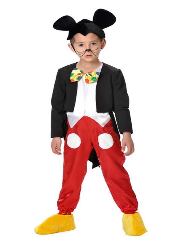 disfraz de ratoncito niño infantil
