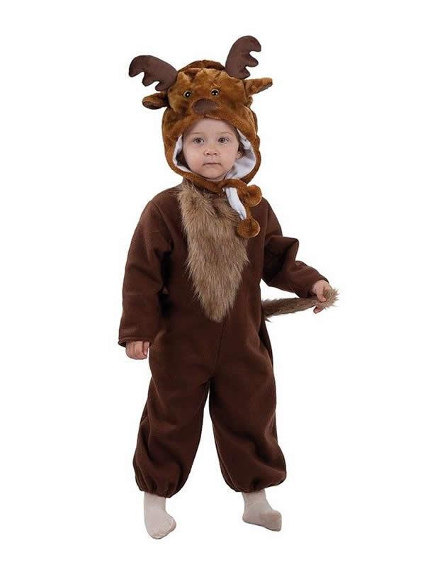 disfraz de reno bebe