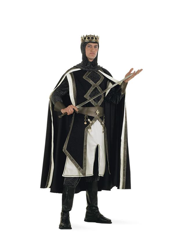disfraz de rey de las cruzadas hombre.li104 - Festival Ducal de Pastrana