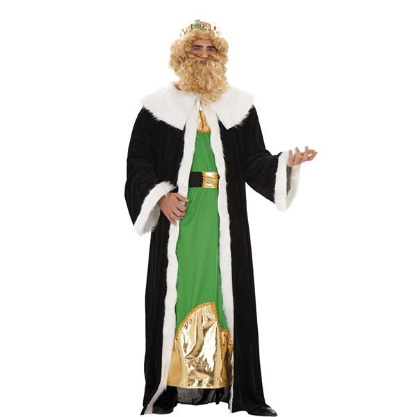 disfraz de rey gaspar deluxe adulto