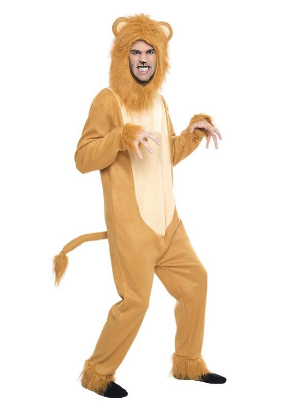 disfraz de rey leon para hombre k4562 - Los 10 mejores Disfraces de Animales para tu Fiestas