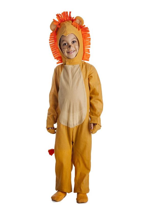 disfraz de rey leon para ninos k0820 - Los 10 mejores disfraces de animales infantiles para comprar