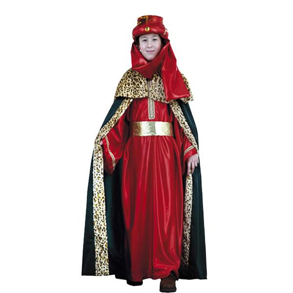 disfraz de rey mago baltasar nino deluxe varias tallas egl03651 - Tu Belén Viviente para Navidad